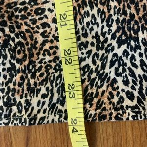 Urban Outfitters Dresses - Urban Outfitters Cheetah Print 90s Mini Dress